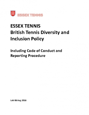Essex Tennis diversity-and-inclusion-policy-Oct 18