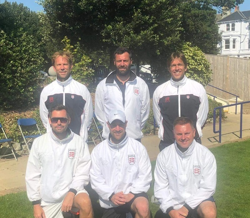 Essex Men O'35 retain their position as runner up in Group 3