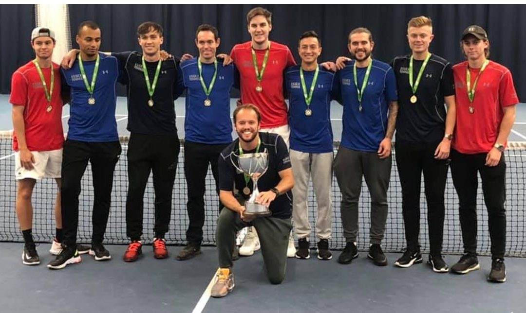 Essex Men are Reigning Champions once again!