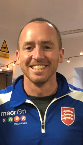 Nigel Parsons, Essex Performance Liaison Competitions Officer