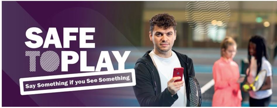'Safe to Play'safeguarding awareness campaign goes live
