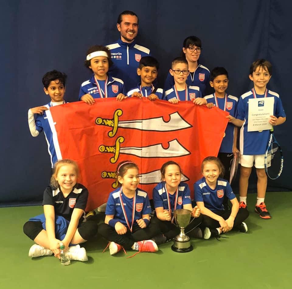 Essex U8s are Regional Champions!