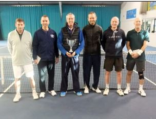Essex Tennis Winter Club Knock Out Finals at Deanes