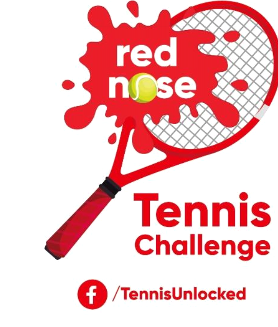 Join the Red Nose Tennis Challenge and save lives!
