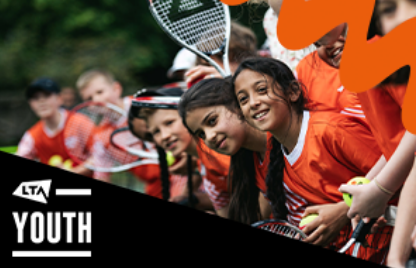 LTA Youth – the new programme for children of all ages and abilities