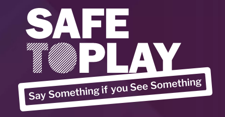 Safe to Play is relaunching 29/30 May