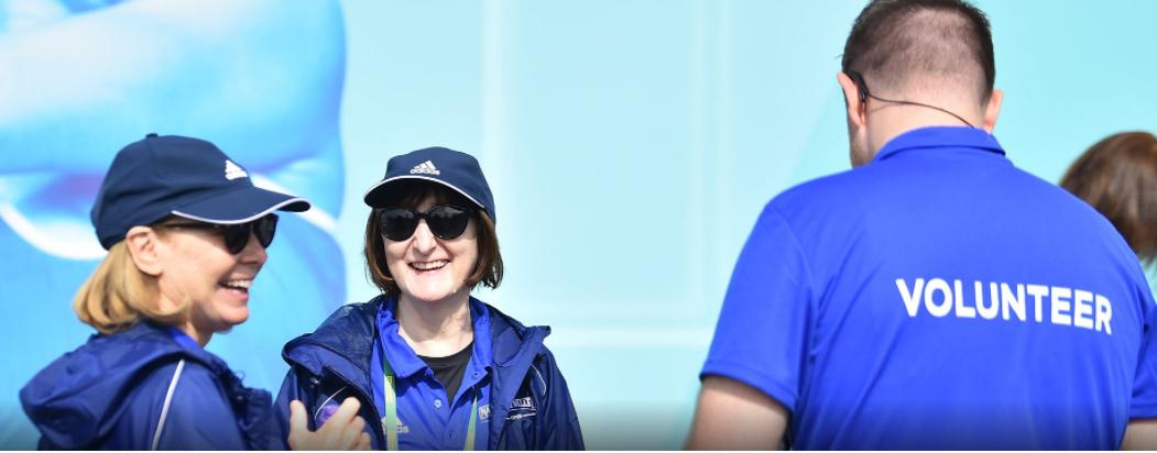 Tennis Volunteer Community