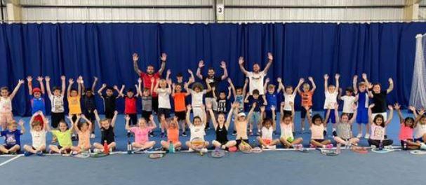 Under 8s Talent ID Day at Redbridge