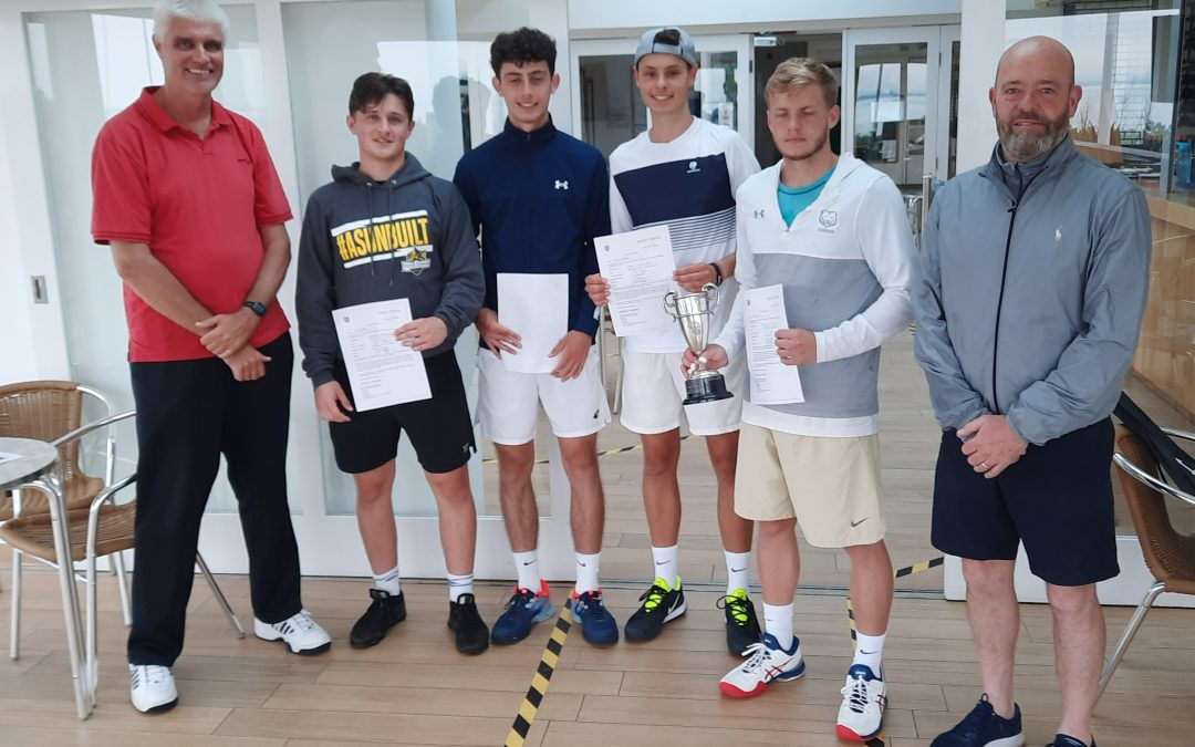 Essex Men prepare for Summer County Event with the Leo Lyle Annual Invitational Tournament