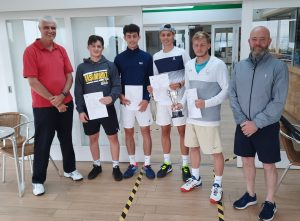 Leo Lyle winners and runners up