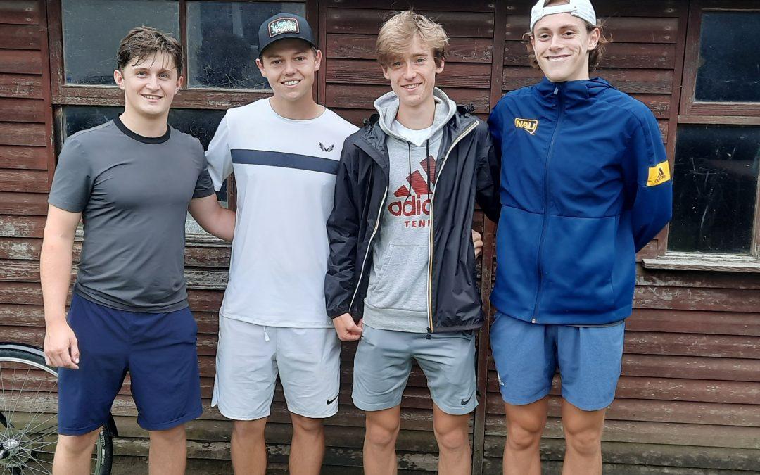 Essex Men  v Cambridge University Tournament