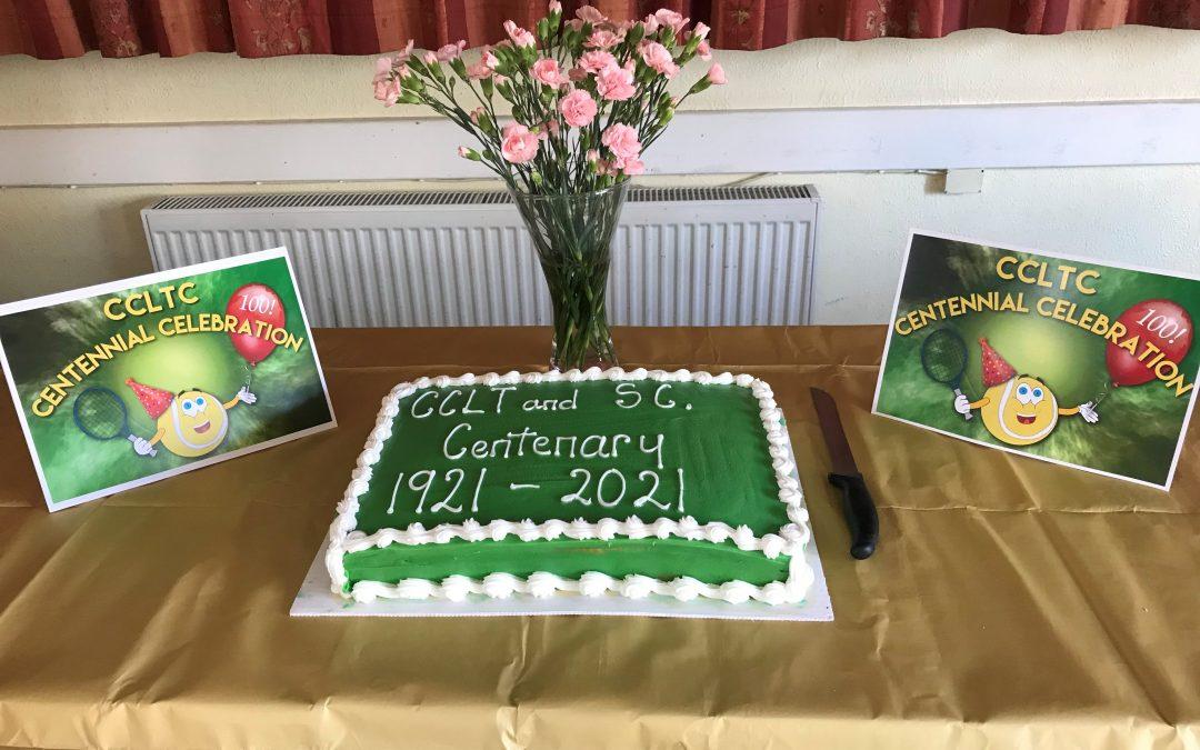 Essex Club Cranbrook Castle celebrates its 100 year centenary