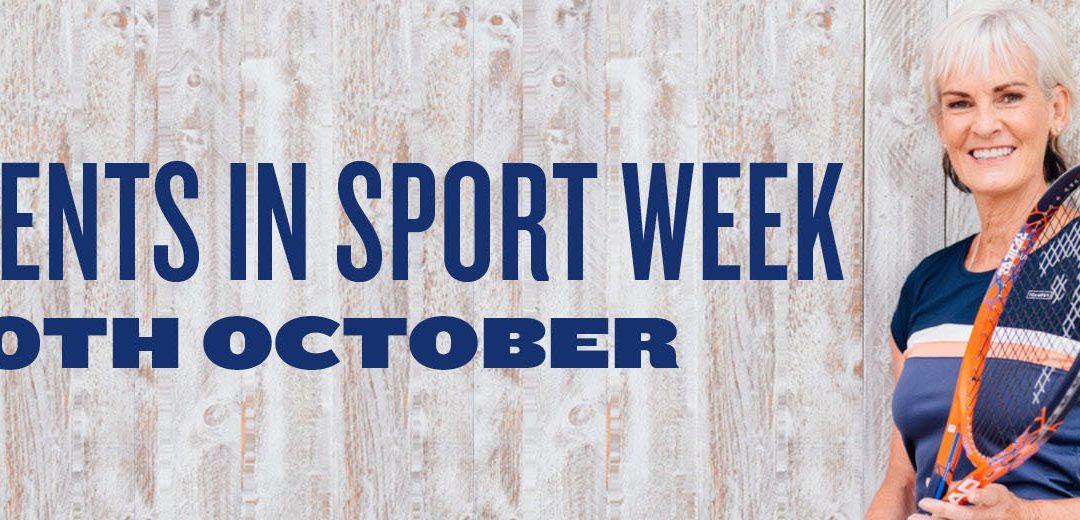 Parents in sport week 4 1